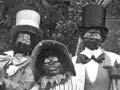 Children in fancy dress, 1909