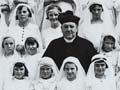 First communion dress, 1930