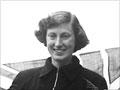 Yvette Williams at Helsinki, 1952