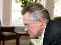 John Walker is knighted, 2009