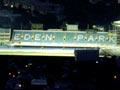 Eden Park lighting, 1999