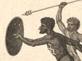 Australian Aboriginal and Māori warriors