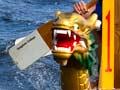 Rangitoto College dragon boat team