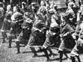 Physical exercise drill, 1901
