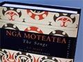 Māori literature in print