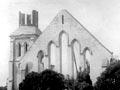 Demolition of St Paul's Church, 1885