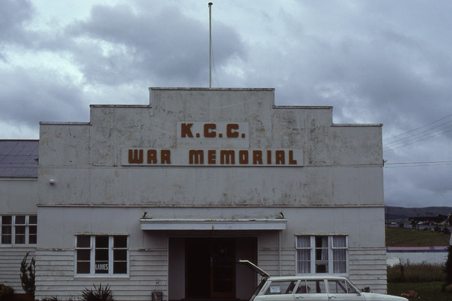 Kaiwaka War Memorial Hall