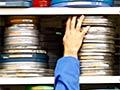 New Zealand Film Archive vault, 2011