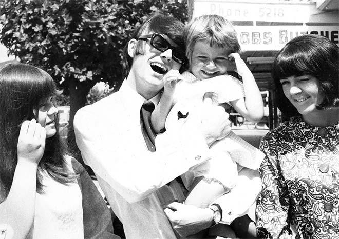 Mr Lee Grant, 1968