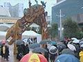 Waharoa at Aotea Square
