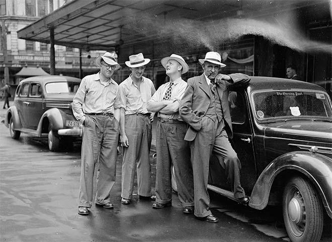 Journalists, 1950