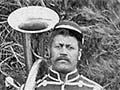 Māori brass band, late 1890s