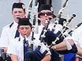 Waitaki District Schools' Pipe Band, 2009