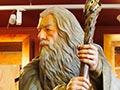 Gandalf at Weta Cave