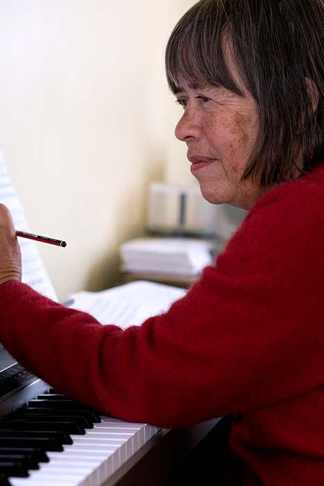 Gillian Whitehead, 2011