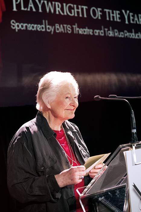 Kate Harcourt, Chapman Tripp Theatre Awards, 2013
