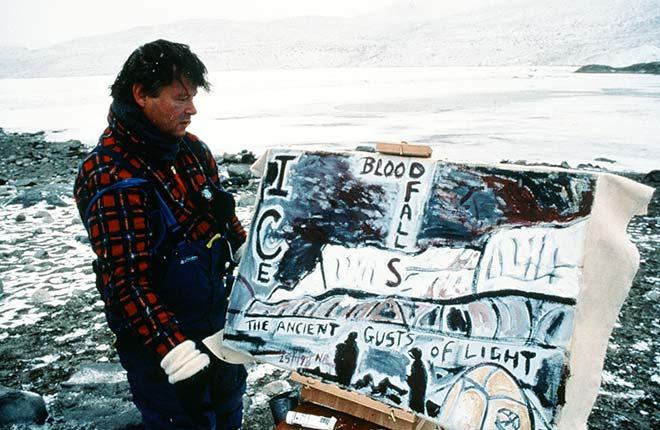 Artists in Antarctica, 1998