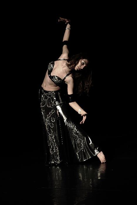 Belly dancer, 2012