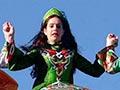 Irish dancers, 2000
