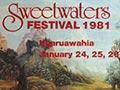 Sweetwaters festival, Ngāruawāhia
