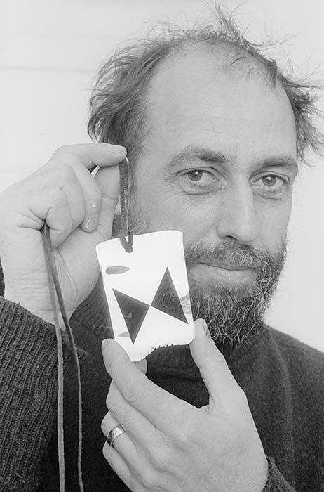 Jeweller Kobi Bosshard, 1982