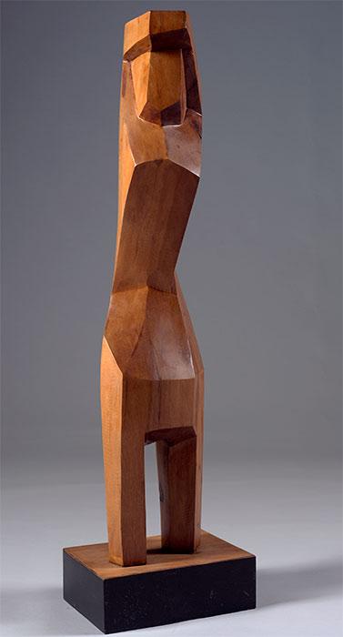 Arnold Wilson sculpture, 1964