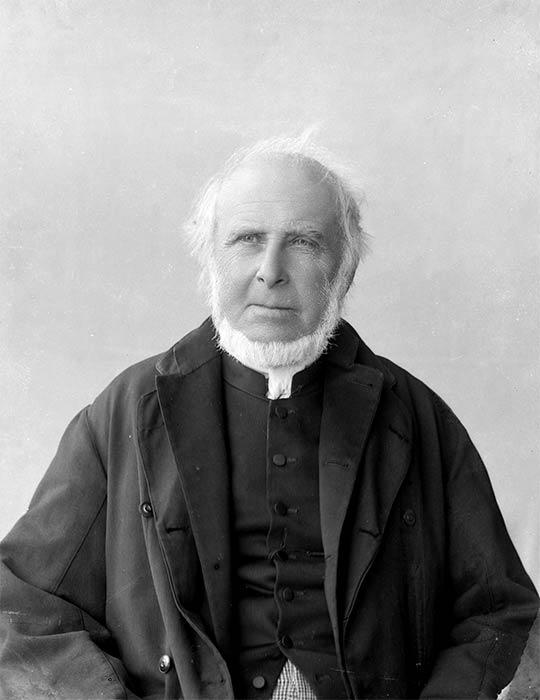 Archdeacon Robert Maunsell