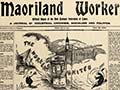 The Maoriland Worker