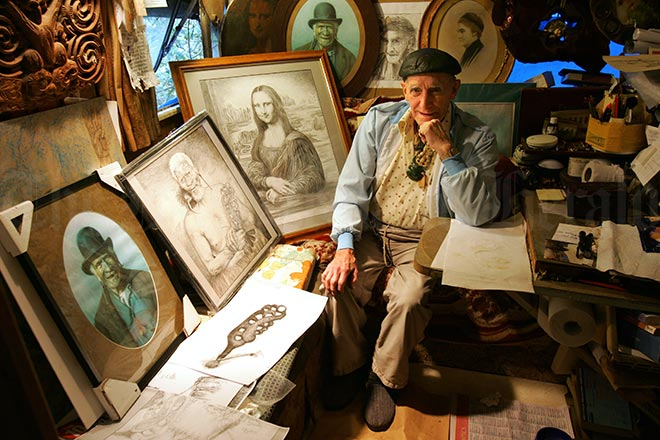 Famous forger