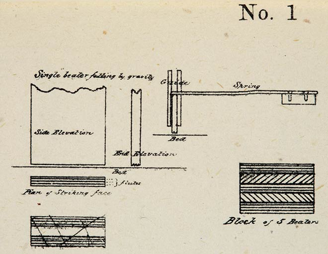 New Zealand's first patent