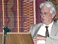Bruce Biggs and Hugh Kawharu