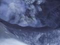 Ruapehu eruption, July 1996