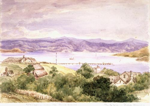 Watercolour by Caroline Harriet Abraham