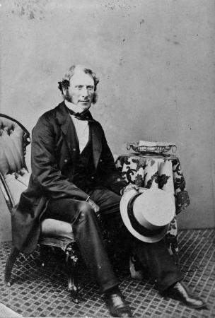 Edward Dobson, about 1866