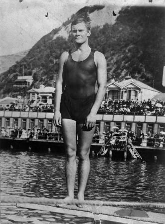 Bernard Cyril Freyberg.