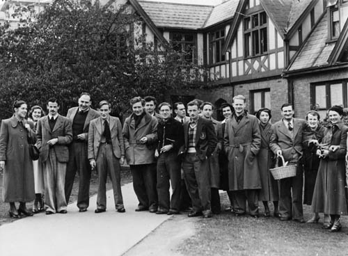 The 1951 Writers' Conference, Christchurch