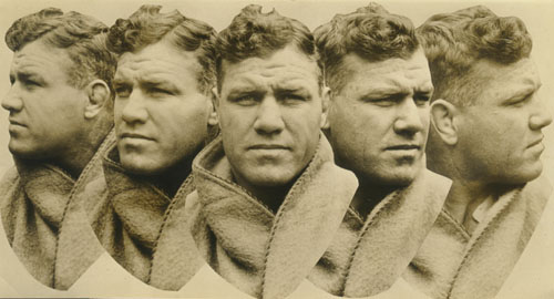 Thomas Heeney, heavyweight boxing champion of the 1920s