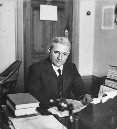Henry Edmund Holland, November 1928