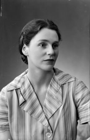 Robin Hyde, 1936