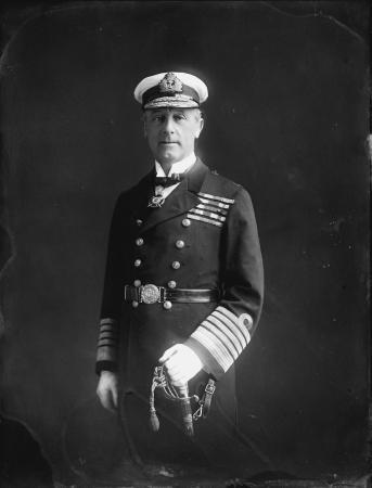 John Henry Rushworth Jellicoe, about 1920