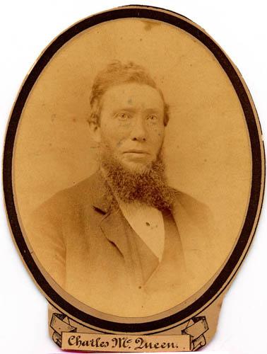 Charles McQueen, 1884