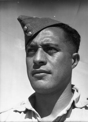 Haane Te Rauawa Manahi, early 1940s
