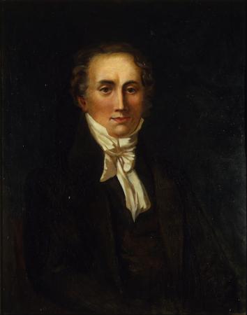 Portrait of Frederick Edward Maning
