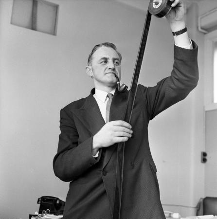 Gordon Holden Mirams, 1956