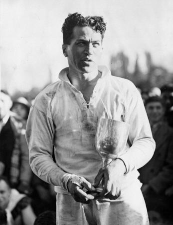 George Nepia, 1937