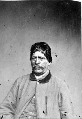 Wiremu Tako Ngātata, about 1870