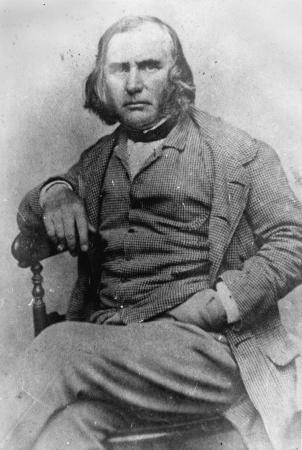 Samuel Revans, about 1860