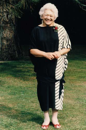 Wharetutu Te Aroha Stirling, 1986