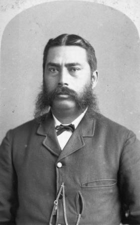 Mohi Te Atahikoia
