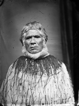 Te Hapuku, 1870s